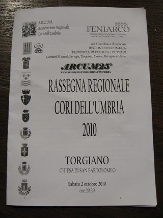 トルジャーノ、記念合唱祭_f0234936_612960.jpg