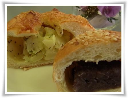 スタバのパン2