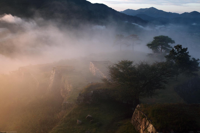 戦国竹田城の朝_f0091955_14485750.jpg
