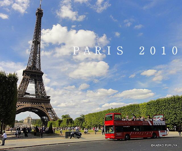 This is Paris!な〝エッフェル塔″_a0092659_13173697.jpg