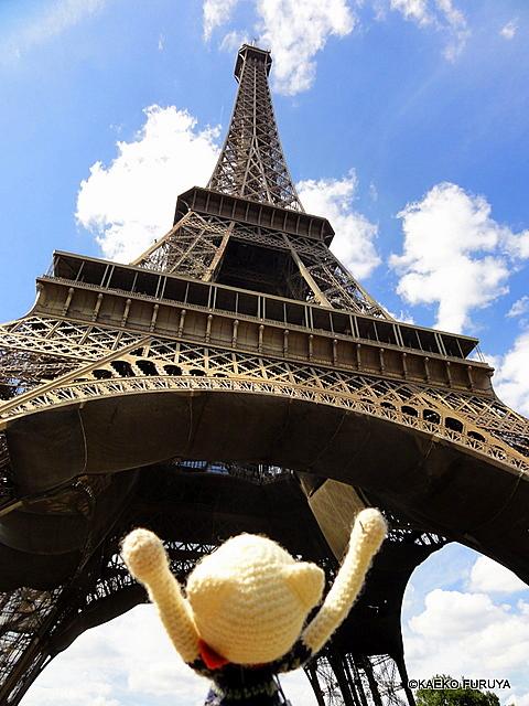 This is Paris!な〝エッフェル塔″_a0092659_13195279.jpg