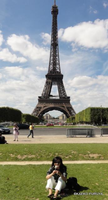 This is Paris!な〝エッフェル塔″_a0092659_13285124.jpg