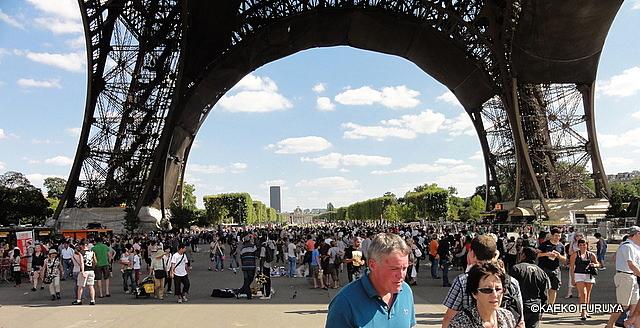 This is Paris!な〝エッフェル塔″_a0092659_13421661.jpg