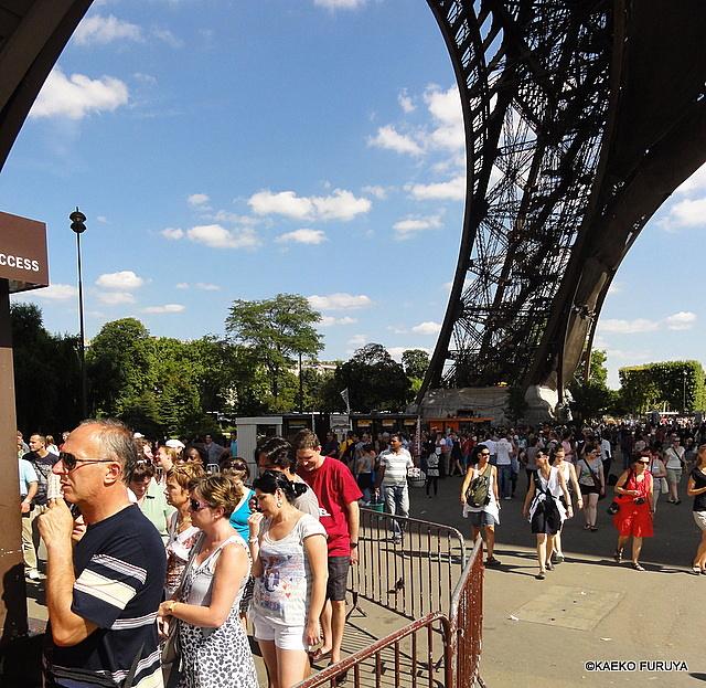 This is Paris!な〝エッフェル塔″_a0092659_13425696.jpg