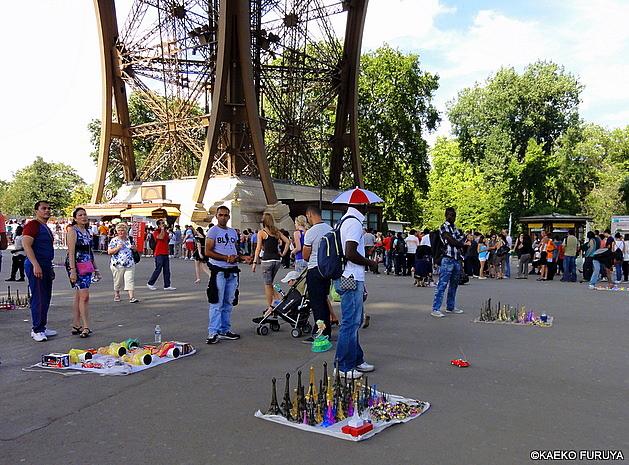 This is Paris!な〝エッフェル塔″_a0092659_13432752.jpg