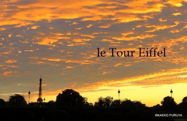 This is Paris!な〝エッフェル塔″_a0092659_1415997.jpg