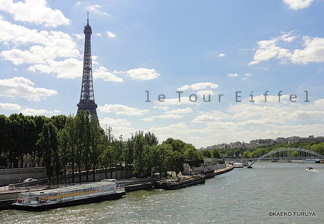 This is Paris!な〝エッフェル塔″_a0092659_14292262.jpg