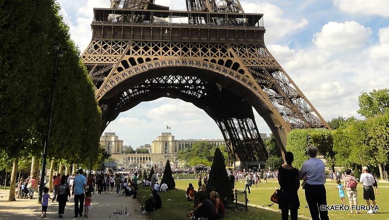 This is Paris!な〝エッフェル塔″_a0092659_18122647.jpg