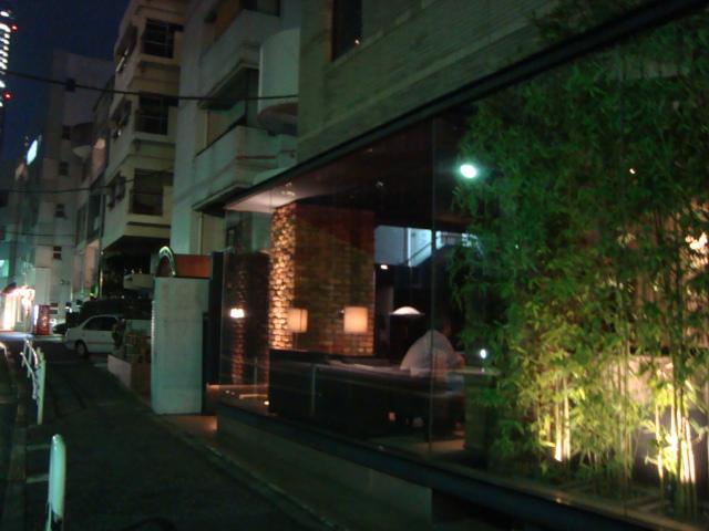 六本木「restaurant omae XEX」へ行く。_f0232060_15103987.jpg