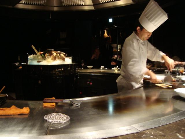 六本木「restaurant omae XEX」へ行く。_f0232060_15175024.jpg