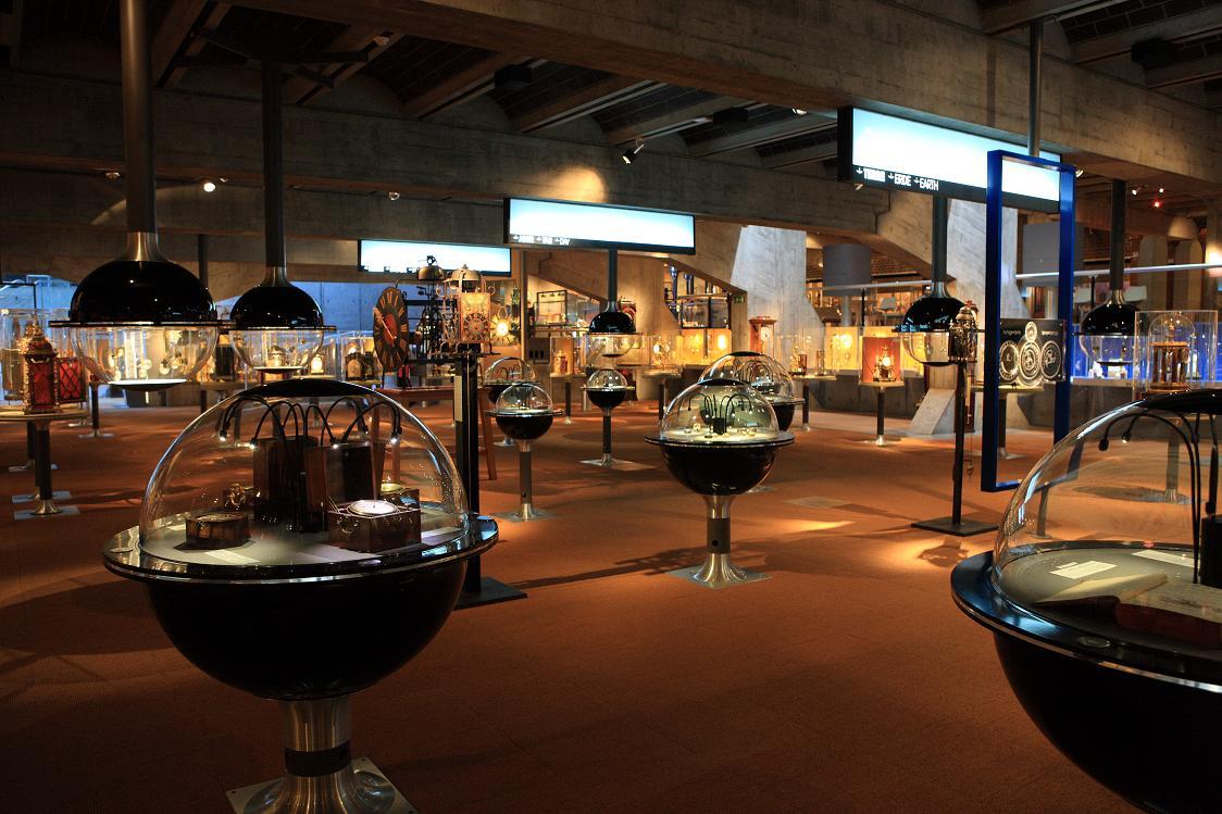 ラ・ショード・フォンの国際時計博物館 : Photographer in Switzerland