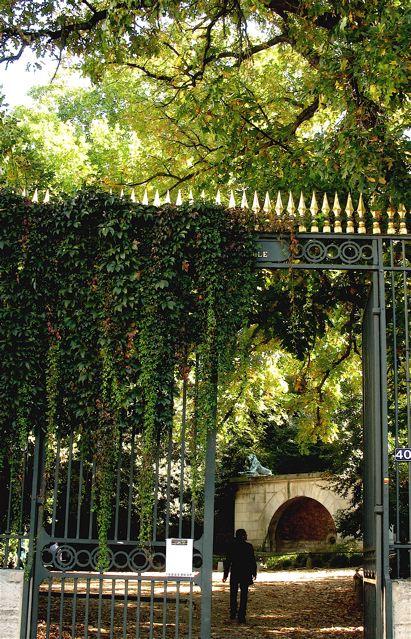 秋のパリ5区jardin des plantes(パリー植物園)_f0119071_2145311.jpg