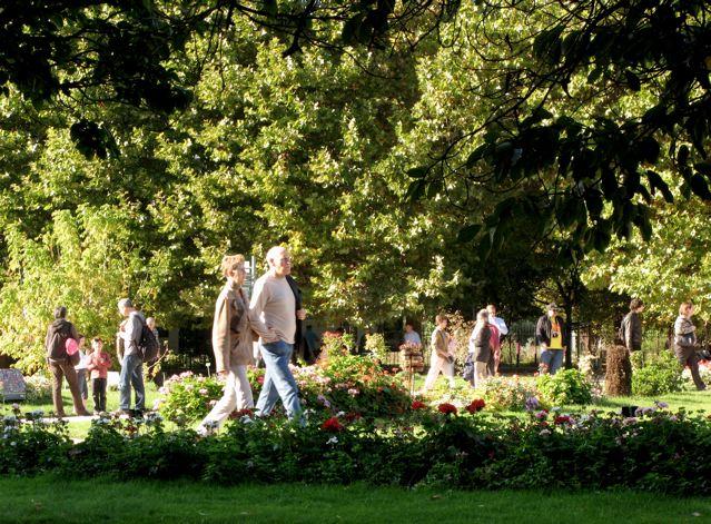 秋のパリ5区jardin des plantes(パリー植物園)_f0119071_6113293.jpg