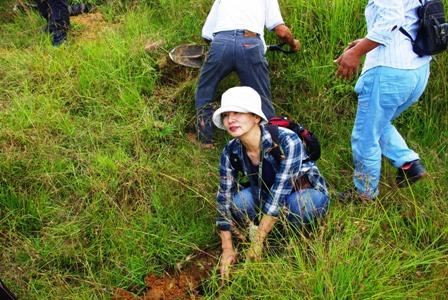 台風ペペンから1年。コロス集落でWE21ジャパンによる長期復興プロジェクト、キック・オフ_b0128901_1501749.jpg