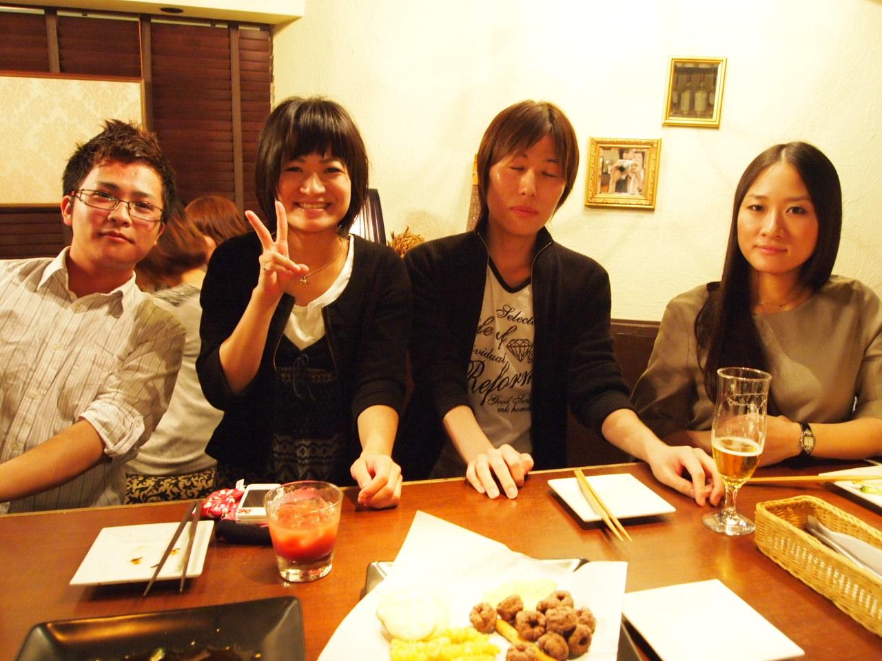 miumiu第41回大コンパ大会。若者部_a0050302_03612100.jpg