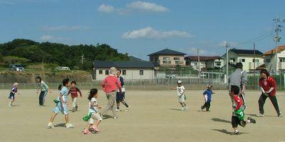 第8回 親子で楽しむサッカー教室_c0218303_10442988.jpg