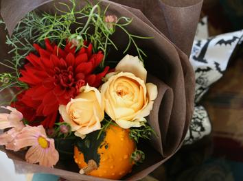 お誕生日にはお花を・・・_b0208604_1539651.jpg