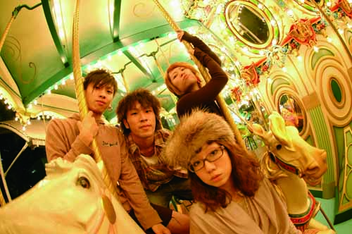 Merry Quintet @ 1st maxi single「彼女達の行方」 12月8日(水) 発売決定!_d0131511_053492.jpg