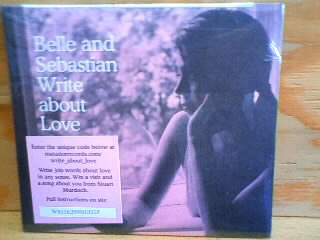 Belle and Sebastian / Write About Love _b0125413_12432261.jpg