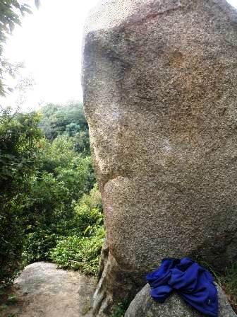鳴滝(徳島)、王子ケ岳(岡山)ボルダリング_d0007657_1731447.jpg