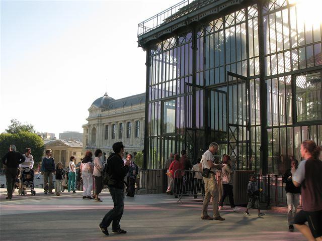 秋のパリ5区jardin des plantes(パリー植物園)_f0119071_4413097.jpg