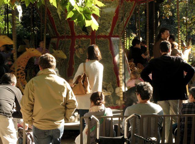 秋のパリ5区jardin des plantes(パリー植物園)_f0119071_5105332.jpg