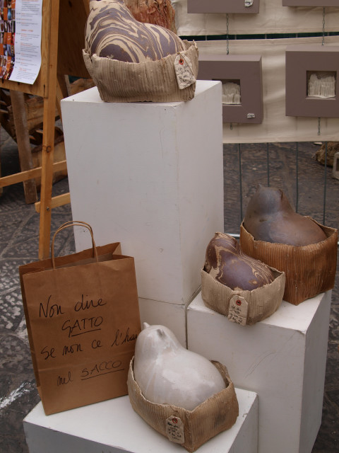 アニマル特集---フィレンツェ陶器市続編_c0179785_4544232.jpg