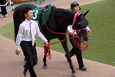 府中牝馬Sはテイエムオーロラが逃げ切り、国分恭介騎手共々嬉しい初重賞制覇_b0015386_013553.jpg