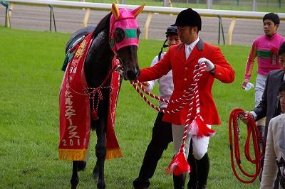 府中牝馬Sはテイエムオーロラが逃げ切り、国分恭介騎手共々嬉しい初重賞制覇_b0015386_014441.jpg