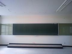 曲面黒板取付け_c0215194_19514677.jpg