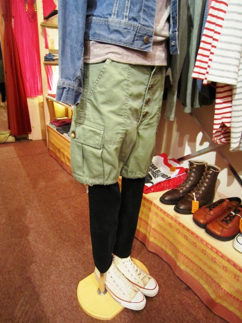 """Westwood Outfitters \""""コーデュロイレギンス\""""_f0191324_284758.jpg"""