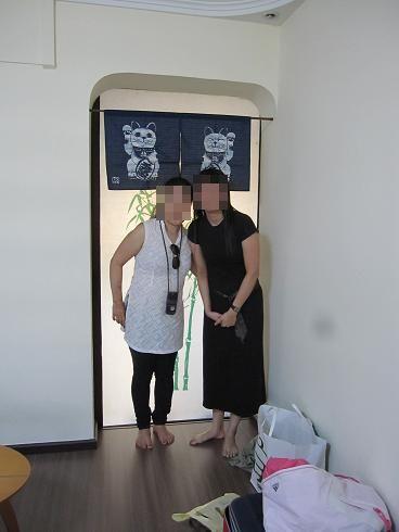 Day2:シンガポール人の友人と再会_d0026830_22595081.jpg