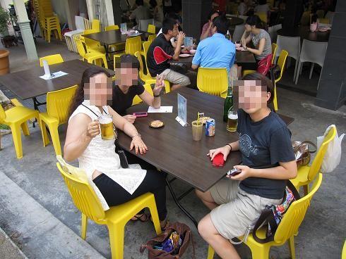 Day2:シンガポール人の友人と再会_d0026830_2303515.jpg