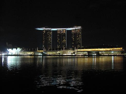 Day2:シンガポール人の友人と再会_d0026830_232018.jpg