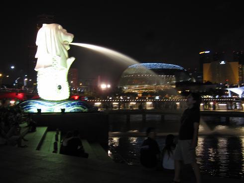 Day2:シンガポール人の友人と再会_d0026830_2321124.jpg