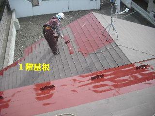 塗装作業・2日目_f0031037_18434990.jpg