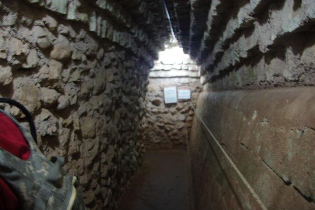 コパン遺跡 (5) 東広場と「ロサリラ・トンネル」_c0011649_1334338.jpg