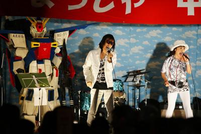 中金杉ふるさと祭り with 新井正人さん_d0155569_14541767.jpg