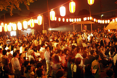 中金杉ふるさと祭り with 新井正人さん_d0155569_15223712.jpg