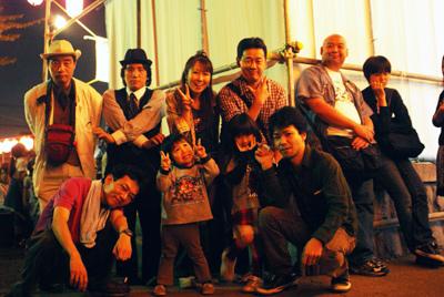 中金杉ふるさと祭り with 新井正人さん_d0155569_1525398.jpg