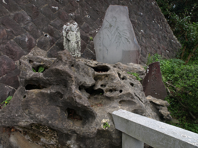 浪切不動院 (不動院長勝寺) ~本須賀海水浴場 (10/17)_b0006870_16541135.jpg