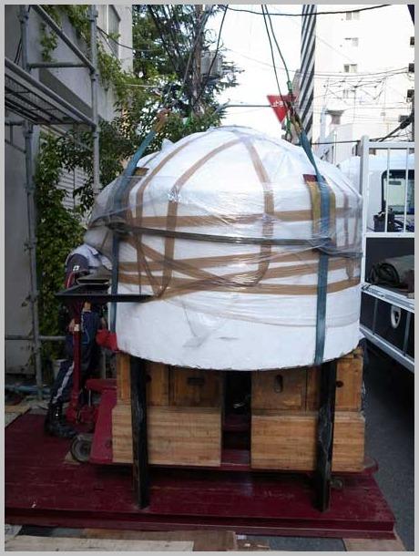 ピザ窯販売 ナポリのピザ窯 マリオ・アクント設置工事 ナポリ娘は大阪中津へ嫁ぐ_a0150573_17395932.jpg