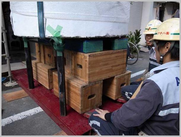 ピザ窯販売 ナポリのピザ窯 マリオ・アクント設置工事 ナポリ娘は大阪中津へ嫁ぐ_a0150573_17403574.jpg