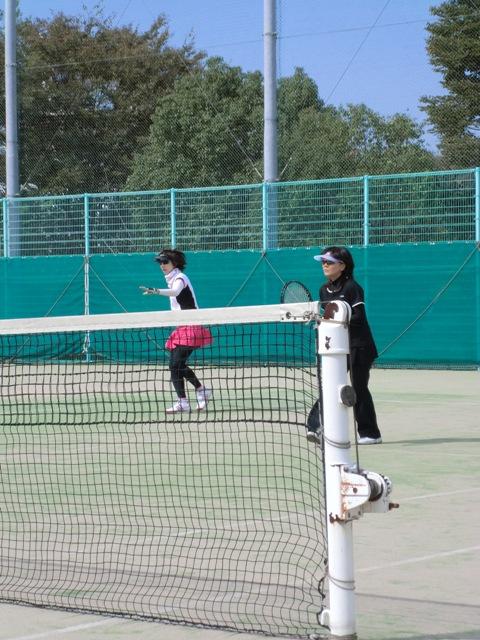 ■ テニス秋の団体戦_f0238779_845049.jpg