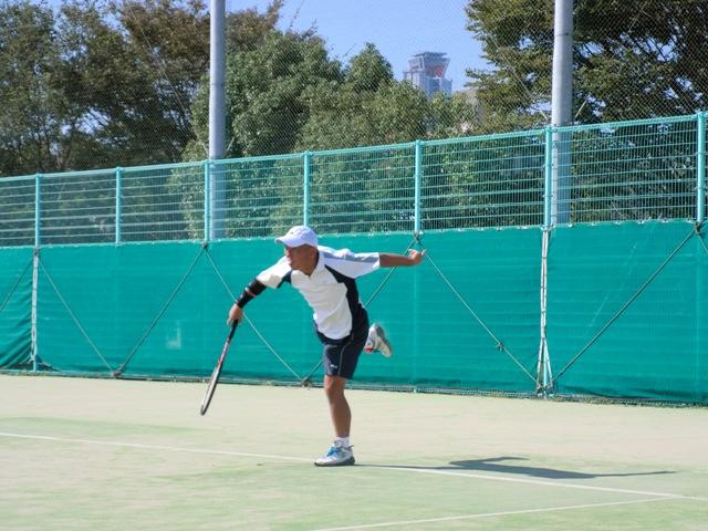 ■ テニス秋の団体戦_f0238779_847176.jpg