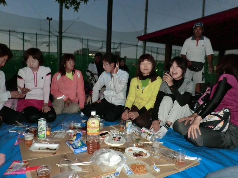 ■ テニス秋の団体戦_f0238779_8481932.jpg