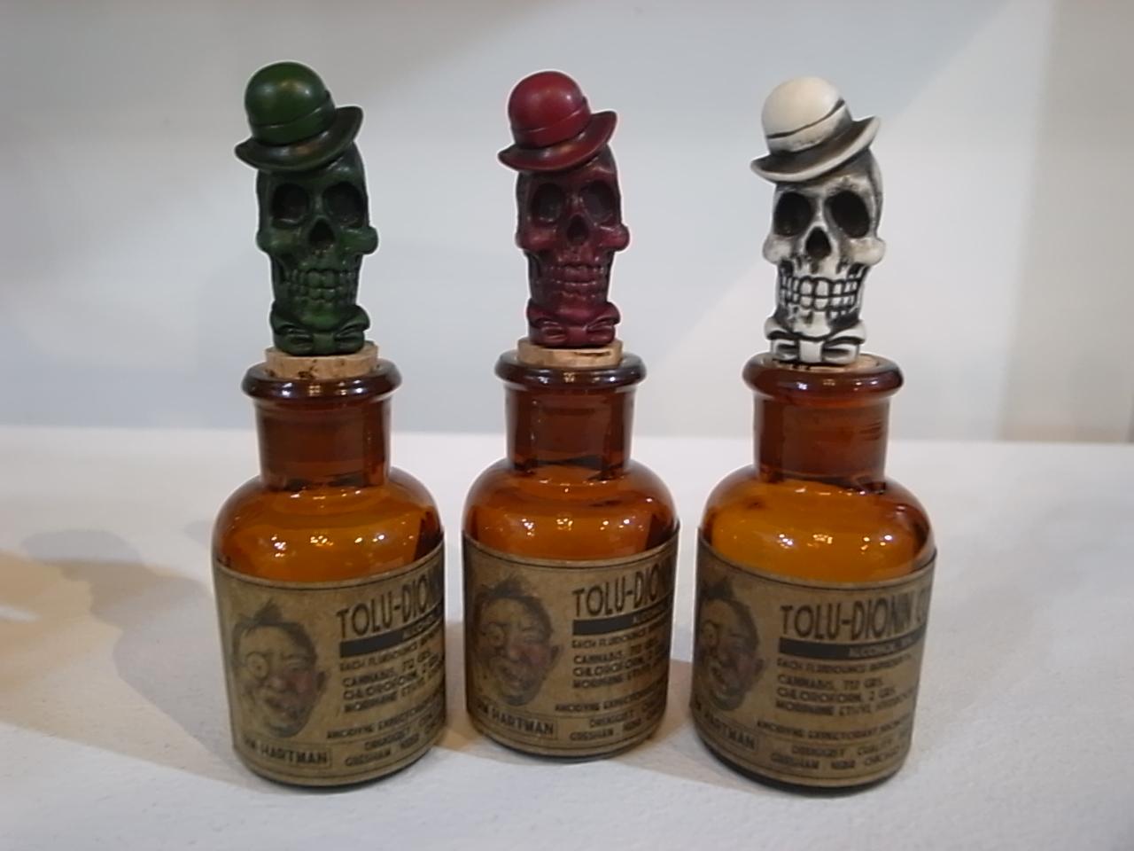 F.B.S.R.MODELS 薬瓶とキーチェーン_a0097901_16584744.jpg