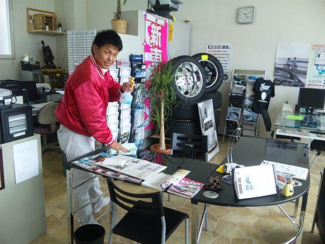 店長のニコニコブログ!USS札幌、開催日です。_b0127002_2201063.jpg