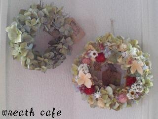 romantic flower*苺&ヤマハハコ_c0207719_2125748.jpg