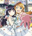 現役女子中学生ユニット『ClariS』のデビュー曲が「超!アニメロ」ウィークリーランキング1位!_e0025035_14281825.jpg